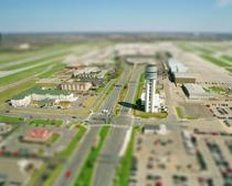 Airport Miniature Set