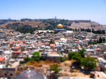 Dome of the Rock Miniature Set