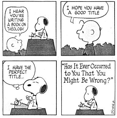 Peanuts Theology