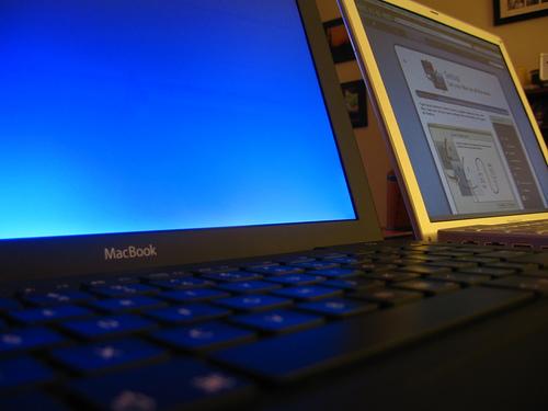 PowerBook to MacBook