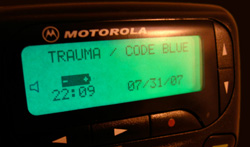 On Call Pager