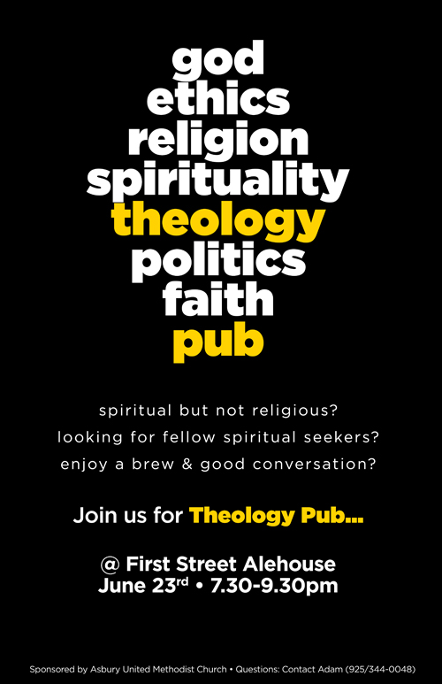 Theology Pub in Livermore