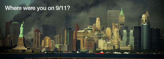 Where were you on 9-11-01