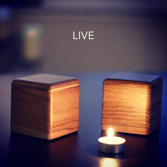 Lent Photo-a-Day: Live