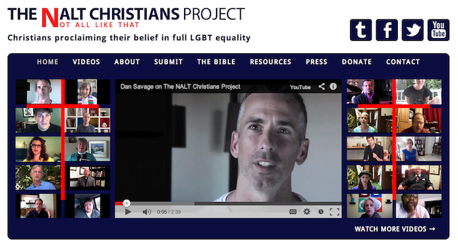 Thoughts on the Not All Like That (NALT) Christians Project